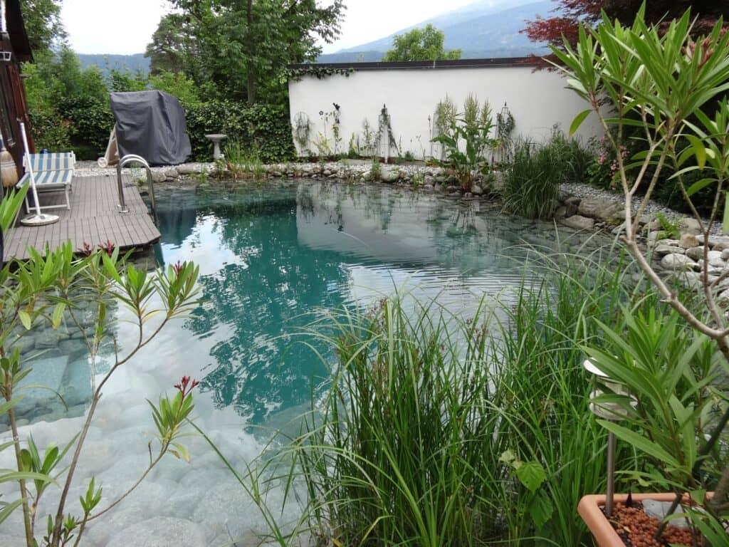 Schwimmteich Tirol