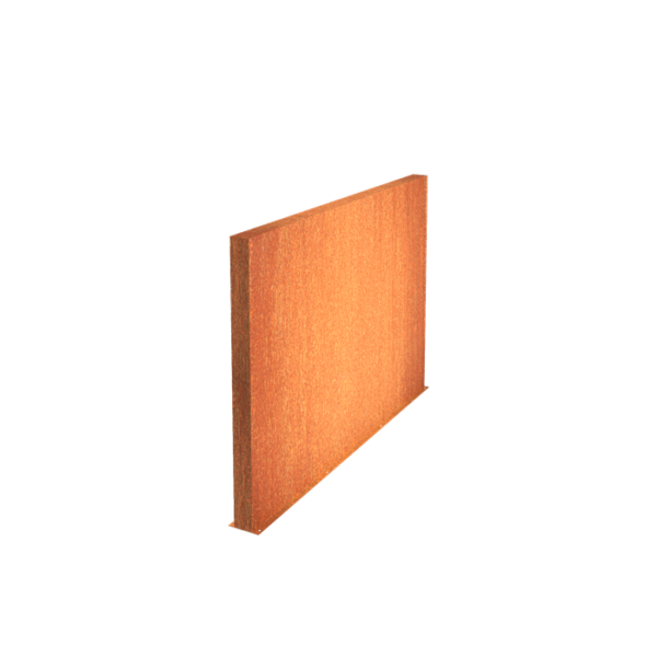 Trennwand Corten Stahl online kaufen