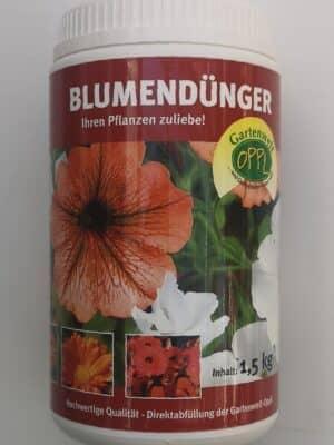 Blumendünger online kaufen