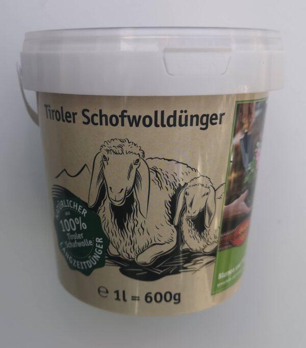 Schofwolldünger online kaufen
