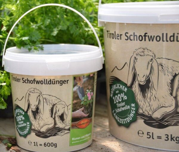 Schafwolldünger online kaufen